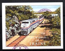 Hb-381  Used Liberia - Treni