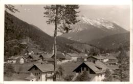 Scharnitz I. Tirol * 15. 7. 1943 - Scharnitz