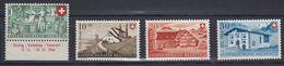 Switzerland 1946 Pro Patria 4v ** Mnh (43155A) - Pro Patria