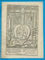 Bp    Eew. H.   Leemans   Antwerpen    Edegem   Paeshuys   Lauwers - Images Religieuses