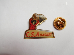 Beau Pin's , CSA Basket - Basketbal