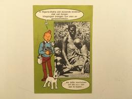 KUIFJE - TINTIN - Hergé - Caritas - Cómics