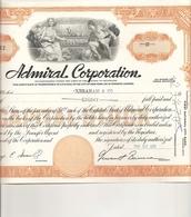 Lot 30 U.S.shares - Hist. Wertpapiere - Nonvaleurs