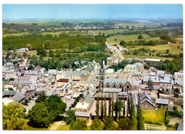 Aisne Origny Sainte Benoite  Vue Générale Aérienne L église - Other Municipalities