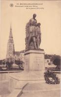 CPA Bruxelles - Anderlecht - Monument érigé Aux Héros De La Guerre (1914-1918) - Anderlecht