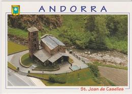 AKAD Andorra - St. Joan De Caselles - Church - Andorra