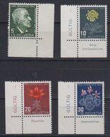 Switzerland 1947 Pro Juventute 4v (corners) ** Mnh (43158) - Pro Juventute