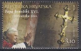 CROATIA 989,unused,popes - Croatie