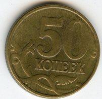 Russie Russia 50 Kopeks 1998 M KM 603 - Russie