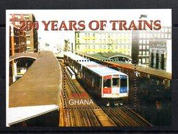 Hb-463  Used  Ghana - Trenes