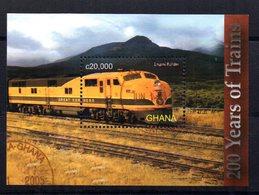Hb-465  Used  Ghana - Trenes