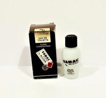 Miniatures De Parfum TABAC ORIGINAL EDT  Super Concentrée 4 Ml  VIDE  + Boite - Mignon Di Profumo Uomo (con Box)