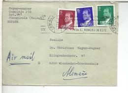 FUENGIROLA MALAGA CC SELLO BASICA - 1931-Hoy: 2ª República - ... Juan Carlos I