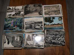 Tous Pays Sauf France :  Plus De 1700 Cartes CPM Et CPSM Format 10,5 X 15 Cm -  Lot Sympathique Et Propre - A Voir - 500 Postcards Min.