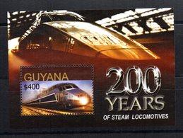 Hb-474  Used  Guyana - Treni