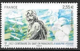 France 2013 Poste Aérienne N° 76, Adolphe Pégout, à La Faciale - Poste Aérienne