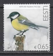 Estland 2016. Vögel Des Jahres. 1 W. - Estland