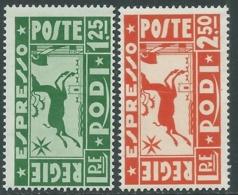 1936 EGEO ESPRESSI 2 VALORI MNH ** - P31-7 - Egeo