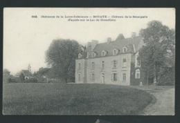 342 - Château De La Loire Inférieure - Bouaye - Chateau De La Sénaigerie ( Façade Sur Le Lac De Grandlieu  Mbg82 - Bouaye