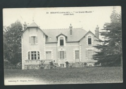 32 - Bouaye ( Loire Inférieure) Le Grand Moulin ( Côté Sud )   Mbg83 - Bouaye