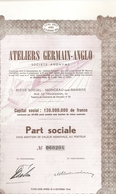 Lo T - 5 X - Ateliers Germain - Anglo - Monceau Sur Sambre - Ferrocarril & Tranvías