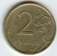 Russie Russia 2 Roubles 2008 SP KM 834 - Russia