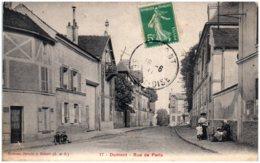 95 DOMONT - Rue De Paris - Domont