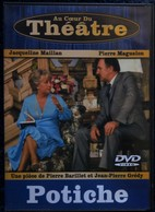Théâtre - POTICHE - Jacqueline Maillan . - TV-Serien