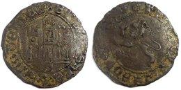 ESPANA - Castilla Y Leon - Enrique IV [1454-1474] - Blanca (Sevilla). - Monnaies Provinciales