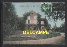 DD / 70 HAUTE SAÔNE / RIGNY-LES-GRAY / UNE VILLA / 1909 - Other Municipalities