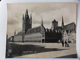 Ieper   *  (Photo Antony)  Les Halles D'Ypres 1912 - Ieper