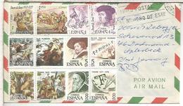 MASPALOMAS CANARIAS CC SELLOS RUBENS JUAN DE JUNI TIZIANO ARTE PINTURA - Rubens