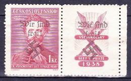 Boheme Et Moravie - Sudetenland,  (MH)* Pd De Gomme - Ohne Zuordnung