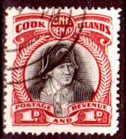 Cook-0010 - Emissione 1932 (o) - Senza Difetti Occulti. - Cook