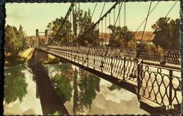 CAPDENAC - Le Pont Suspendu. - France