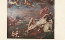 Europa Titian The Isabella Stewart Gardner Museum, Boston, Massachusetts - Paintings