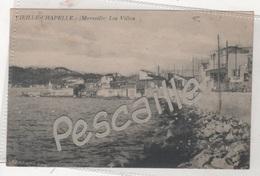 13 BOUCHES DU RHÔNE - CP VIEILLE CHAPELLE ( MARSEILLE )- LES VILLAS - PAS DE NOM D'EDITEUR - Endoume, Roucas, Corniche, Playas