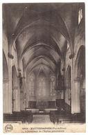 SAUVESSANGES (63) - L' Intérieur De L' Eglise Paroissiale - Ed. Margerit Brémond, Le Puy - Autres Communes