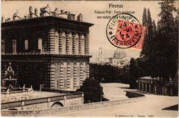 CPA Firenze Palazzo Pitti-Parte Posteriore ITALY (802688) - Firenze