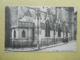 MELUN. L'Eglise Saint Aspais. - Melun