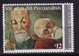 Uruguay. Centenaire De La Psychanalyse. 1 T-p Neuf ** Yv.# 2035. PRIX REDUIT ! - Uruguay