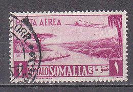 PGL - AFIS AIRMAIL SASSONE N°6 - Somalie (AFIS)