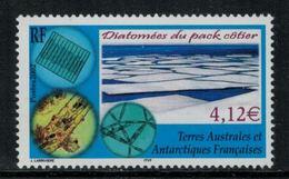 T.A.A.F. // 2002 //  No.338 Y&T Neuf** Flore Antarctique - Neufs