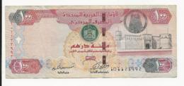 United Arab Emirates 100 Dirhams 2012 VF - United Arab Emirates
