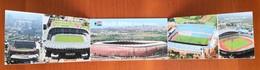 AFRIQUE DU SUD SOUTH AFRICA STADES STADIUMS JO'BURG BLOEMFONTEIN PRETORIA RUSTENBURG STADIUM STADE ESTADIO STADION STADI - Football