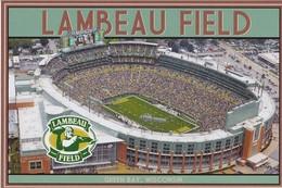 GREEN BAY LAMBEAU FIELD PACKERS STADE STADIUM ESTADIO STADION STADIO - Stades