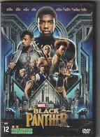 Dvd  BLACK PANTHER  Studio Marvel  Etat: TTB  Port 110 Gr Ou 30 Gr - Documentary