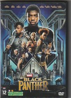 Dvd  BLACK PANTHER  Studio Marvel  Etat: TTB  Port 110 Gr Ou 30 Gr - Fantasy