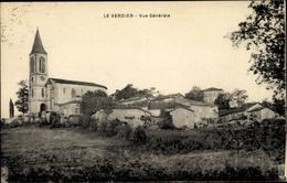 Cp Le Verdier Tarn, Vue Generale - Autres Communes