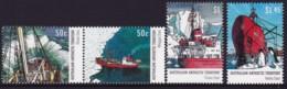 Australian Antartic Territory 2003 Ships Mint Never Hinged - Australisch Antarctisch Territorium (AAT)